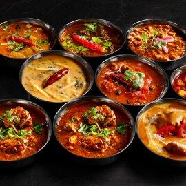 インド料理好きのためのセット