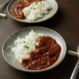 近江牛すじ肉スパイスカレー(3パック)