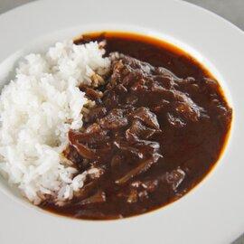 黒毛和牛のハヤシライスソース
