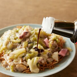 長崎皿うどん 硬麺(4個入り)