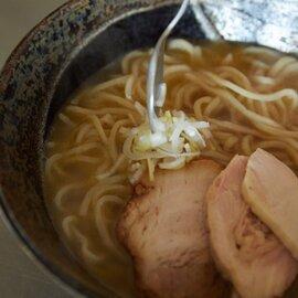 塩ラーメン(2食)※チャーシュー・車麩付き