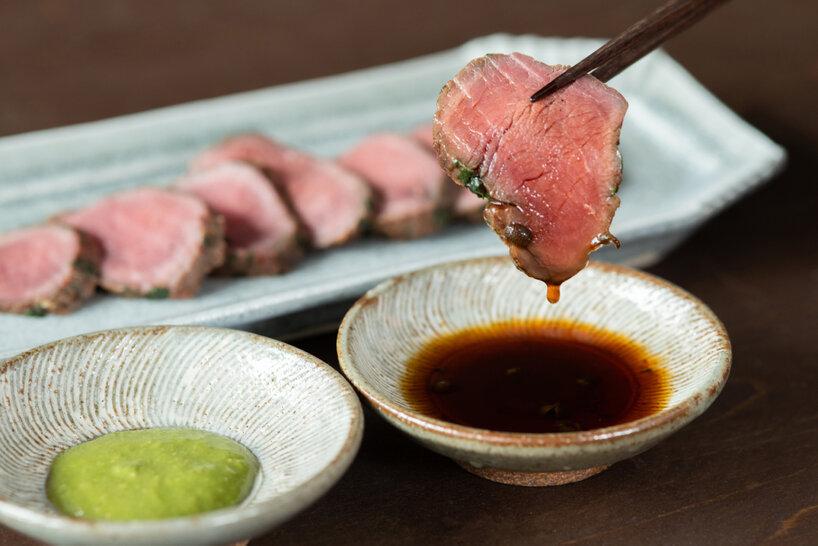 滋賀産鹿肉ロース