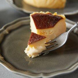 しあわせチーズ (バスクチーズケーキ)