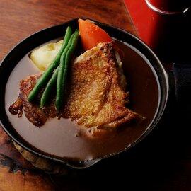 ジロー鶏・やまゆり豚カリー4食セット(各2食 計4食)