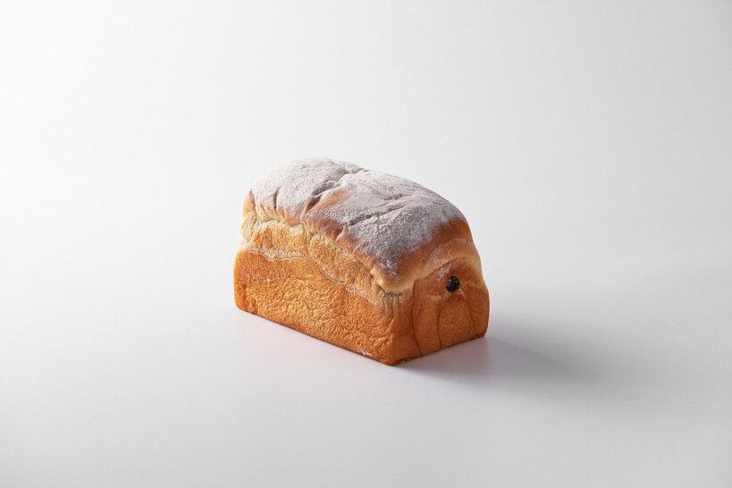 くるくる食パン ラムレーズン