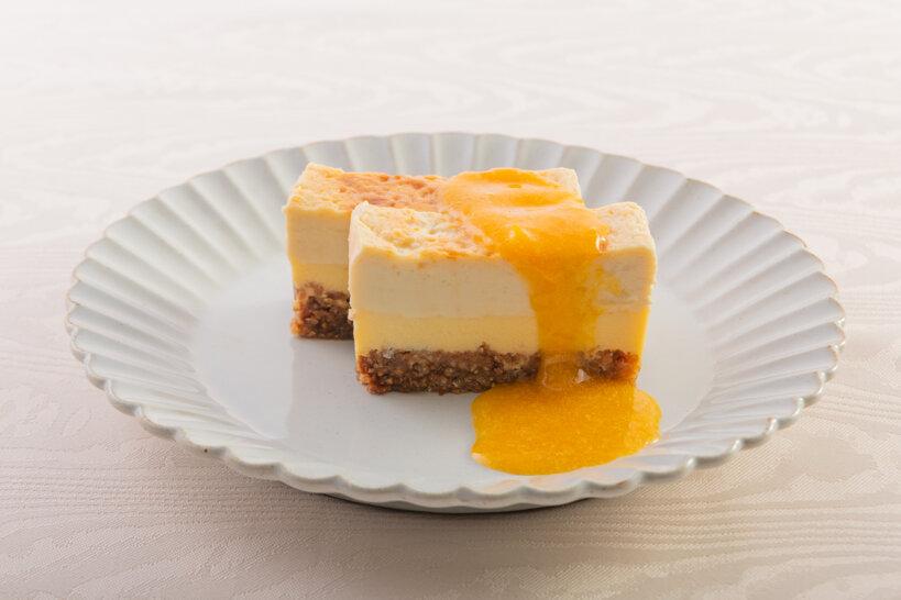 まきばのチーズケーキ