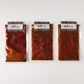 「TexturAのもとシリーズ」麻婆豆腐のもと(3パック)