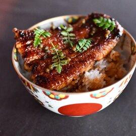 マルゴットBOX(黒毛和牛ハンバーグ、牛ほほ赤ワイン煮込み、豚バラビール煮込み、三河一色産鰻蒲焼、コンソメスープ)