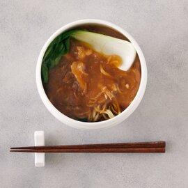 蔭山楼スペシャルセット (鶏白湯塩そば3食・フカヒレ煮込みそば・やわらか鶏のあんかけ)