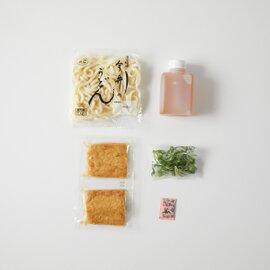 お手軽うどん食べ比べセット(4食入り)