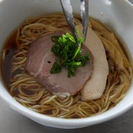 醤油らぁ麺×のどぐろそばセット(各1食)