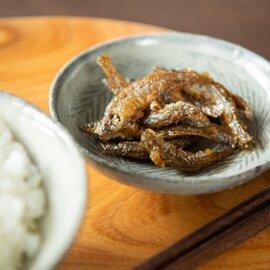 琵琶湖天然小あゆの揚げ煮