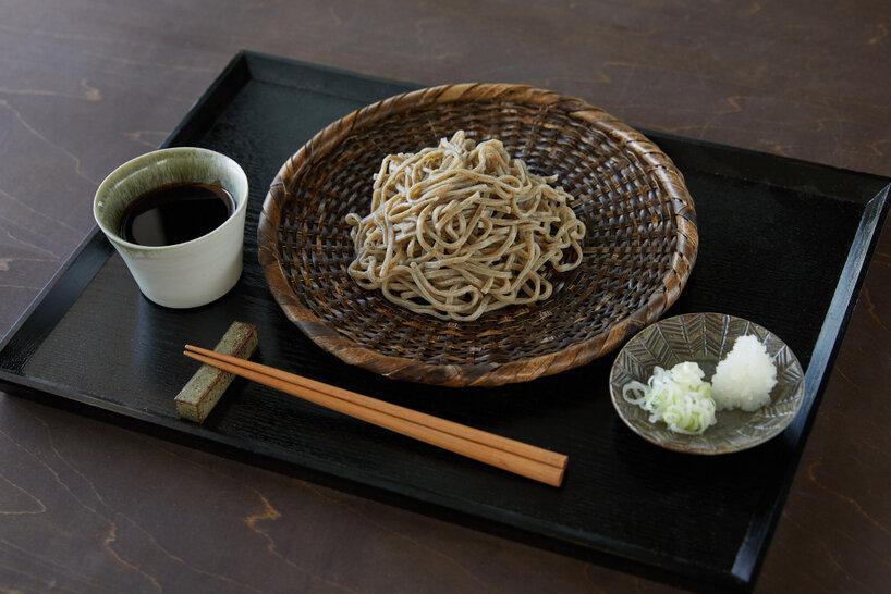 妙高田舎蕎麦 生そば つゆセット【冷蔵】
