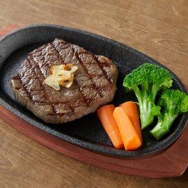 <六本木/格之進>ステーキ