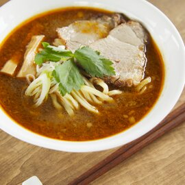 バラエティラーメン4食セット(正油・塩・豚煮干・味噌 各1食)