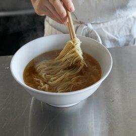 焼き煮干らぁ麺