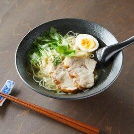 【送料無料!ご自宅用簡易包装】KUROMORI中華そば 6食 + 担々麺4食 = 10食セット
